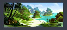 http://andead.deviantart.com/art/Skyforge-Island-01-556577448