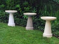 Invite backyard birds into your garden with a stylish bird bath. Browse HGTV Gardens collection of beautiful bird baths and find one that fits your style.