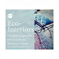 Eco interiors blog. Rugs and textiles made from 100% recycled plastic.