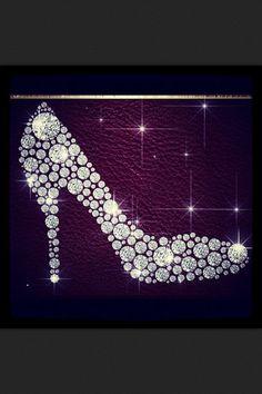 Shoe art!