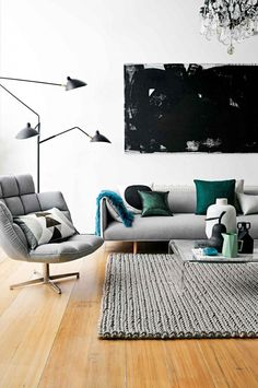 15 Modern Living Room Ideas