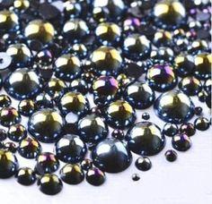 LOVEKITTY TM 600 Pcs AB Black Mixed Sizes Flatback Pearl Cabochon lovekitty http://www.amazon.com/dp/B008CLSH7W/ref=cm_sw_r_pi_dp_i5Cwub15ER55K