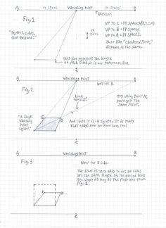 Perspective Tutorial: 1VP 9 by GriswaldTerrastone.deviantart.com on @deviantART