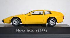 """Miura Sport (1977) - Edição 41 """"Carros Inesquecíveis do Brasil"""""""