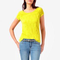 T-Shirt Jacquard, T-shirts One Step