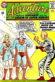 Adventure Comic #325 DC Comics