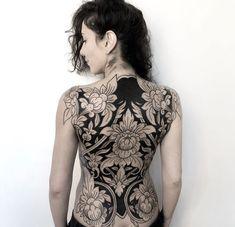 Tattoos, awesome tattoos, back tattoo women full, full back tattoos, full b Back Tattoo Women Full, Full Back Tattoos, Feminine Back Tattoos, Floral Back Tattoos, Body Art Tattoos, Girl Tattoos, Sleeve Tattoos, Tatoos, Tattoo Sleeves