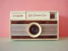 Must have retro camera.