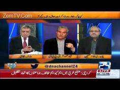 DNA  - 14 Jan 2016 | Latest Pakistani Talk shows 2016