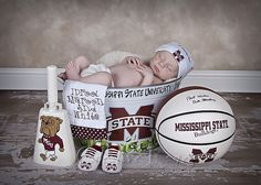 Newborn Boy ~ Mississippi State ~ Football ~ Creative Images Photography ~ Meridian, Mississippi - would be cute with Oregon Duck stuff Newborn Pictures, Baby Pictures, Baby Photos, Mississippi State Football, Meridian Mississippi, Teen Relationships, Baby Lane, Baby Kids, Baby Boy