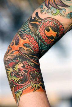 tattoo designs home tattoo advice 101 tattoo translations traditional . Dragon Tattoo Meaning, Red Dragon Tattoo, Dragon Tattoos For Men, Japanese Dragon Tattoos, Cool Tattoos For Guys, Dragon Tattoo Designs, Great Tattoos, Tattoo Designs Men, Body Art Tattoos