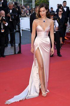 70º Festival de Cine de Cannes: Alfombra Roja -  Bella Hadid