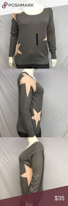 "Torrid Stars Sweatshirt Adorable sweatshirt with blush colored stars from torrid! Scoop neck. Banded bottom and sleeves. New with tags, never worn. Undamaged. Smoke and pet free home. 23.5"" bust. 19.5"" waist. 28"" long. 100% cotton. Stretchy. torrid Tops Sweatshirts & Hoodies"