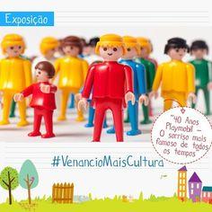 """Os fãs do boneco que marcou gerações podem assistir a exposição """"40 Anos Playmobil –O sorriso mais famoso de todos os tempos"""". A exposição fica em cartaz até 11 de janeiro no Museu Histórico Nacional. #playmobil #boneco #diversão #fds #dica #errejota #rj #riodejaneiro"""