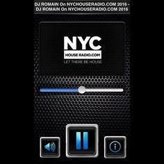 On Right Now! With the homie DJ ROMAIN #tunein you already know #realhousemusic 24:7 365 days a year commercial free! #London #greece #manchester #italia #italy #rimini #riccione #roma #croatia #ibiza2016 #spain #nychouseradio #globalradio #facebook #snapchat #twitter #mixcloud #webstagram #instagram by nychouseradio