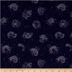 Katarina Roccella INDELIBLE Fabric By the Yard Shabby Chic Rustic Deer Fabric Art Gallery Fabrics Time is Deer in Coal  IDL-1220