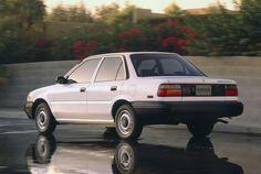 Ours was white. Corolla Twincam, Toyota Corolla, Honda S2000, Honda Civic, Toyota Cars, Toyota Supra, Toyota Canada, Toyota Cressida, Volvo 240