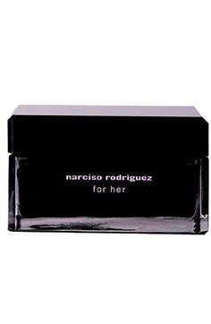 Narciso Rodriguez 'For Her' Body Cream available at #Nordstrom