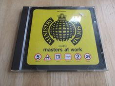 Masters at Work DJ mix Ministry of Sound, Vol. 5 2CD in Music, CDs | eBay