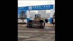 W Chinach parkowanie przed bramą surowo wzbronione