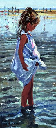 Art- 'Memories of Summer  I', Sherree Valentine Daines