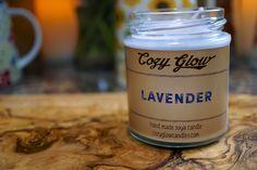 Lavender Soya Candle