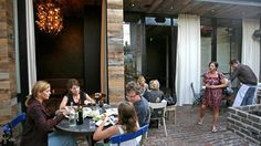 Great outdoor dining: Gjelina's patio tables are prime real estate at the Venice restaurant -- if you can get it. Check out Celebs spotted at Gjelina! http://celebhotspots.com/hotspot/?hotspotid=6075&next=1