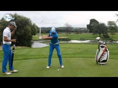 Stop Your Sway In The Backswing - YouTube