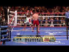 Floyd Mayweather Jr vs. Oscar De La Hoya