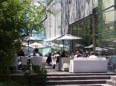 Cafe des Arts, Malba, Buenos Aires