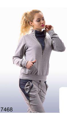 Спортивные костюмы женские недорого — купить в интернет магазине одежды  Модный Мир. Цены. Спортивная Мода e0fbfaa55f7