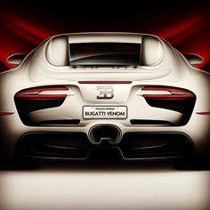 Bugatti Venom Concept - bring this concept to life