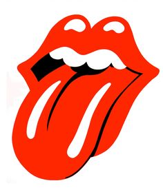 Rolling Stones logo image in jpg format. Size: 1024 x 1211 pixels. Category: Music