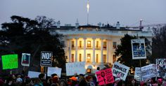 The protesters' central issues were built on identity politics, and identity politics is too small to create a movement to counter Donald Trump.