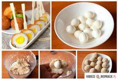 Mięsne jajka :P