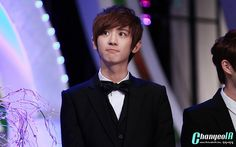 Cute Chanyeol (cr chanyeola)