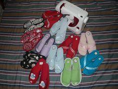 chinelos feitos de vários tipo de tecidos adultos e infantis chinelos de quartos e de uso do dia a dia
