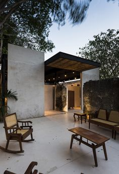 Niop Hacienda  / AS arquitectura + R79