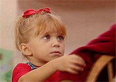 Pin for Later: 21 Times Michelle Tanner Was Your Spirit Animal For Going Out When You Try to Bum Off Your Buddies For Another Round