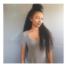 emazadilan. ❤ liked on Polyvore featuring hair