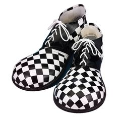 black and white clown shoes Black And White Clown, Black White, Clown Shoes, 8e7412d5e260