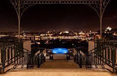 """Leitores da conceituada """"Food and Travel"""" elegeram o Yeatman de Gaia-Porto como o hotel internacional do ano"""