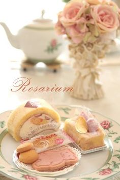 Tea / Pastries / China / Please Join Me On My Other Blog Recipe House. Tea Etiquette, Afternoon Tea Parties, China Tea Sets, Tea Tray, Sweet Pastries, Rose Tea, My Cup Of Tea, Tea Cakes, High Tea