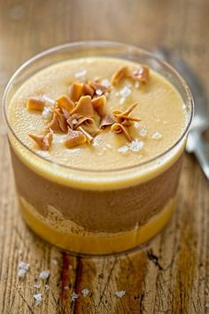 Mousse aux carambars - The Best Authentic Mexican Recipes Authentic Mexican Recipes, Mexican Food Recipes, Sweet Recipes, Mousse Dessert, Creme Dessert, Easy Desserts, Dessert Recipes, Kreative Desserts, Caramel Mousse