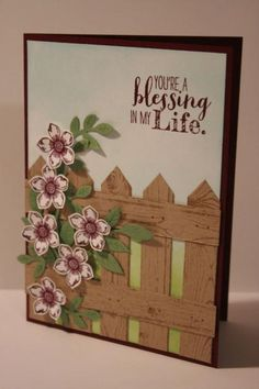 Blessed By God by Hzip - Cards and Paper Crafts at Splitcoaststampers