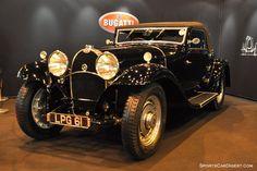 Bugatti T50 – 1931