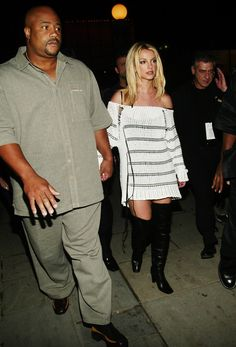 2003 - 2004 Spring Diesel Fashion Show New York Fashion Week #britneyspears #nyfw