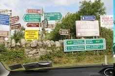 Why Irish roads will drive you wild--the ten top reasons revealed - PHOTOS Honeymoon Ireland, Ireland Vacation, Driving In Ireland, Love Ireland, Emerald Isle, British Isles, Roads, The Good Place, Vacations