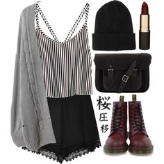 """i like u"" by bambikisses on Polyvore"
