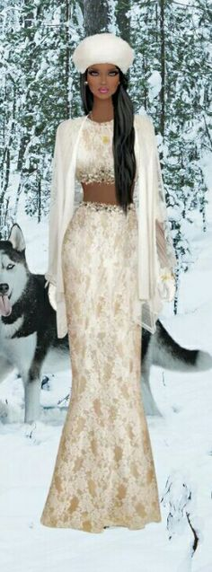 "Covet Fashion Game ""Part of the Pack"" Challenge ♕ DiamondB! Pinned ♕"